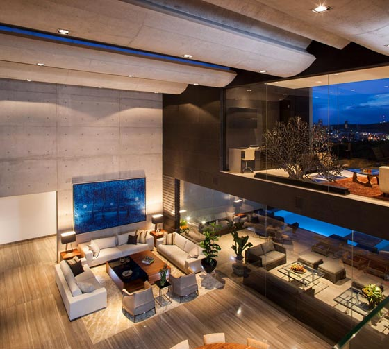 Luxury and Unique House in Mexico Offering Spectacular View