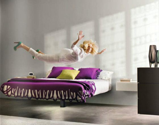 The World S Coolest Beds Design Swan