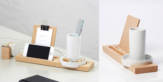 9 Cool Desk Organizers Keeping Your Desk in Order Design Swan