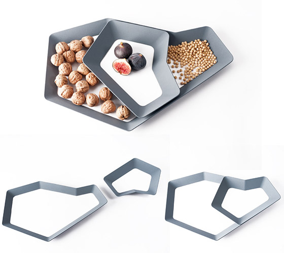 8 Modern and Elegant Platters Which Shine on Your Table