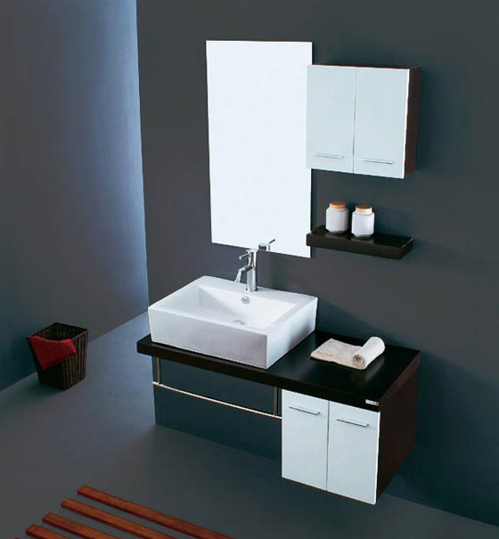 Superbe 24 Modern Floating Bathroom Vanities And Sink Consoles