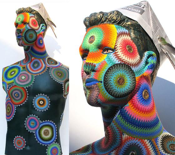 Incredible Bead Art by Jan Huling