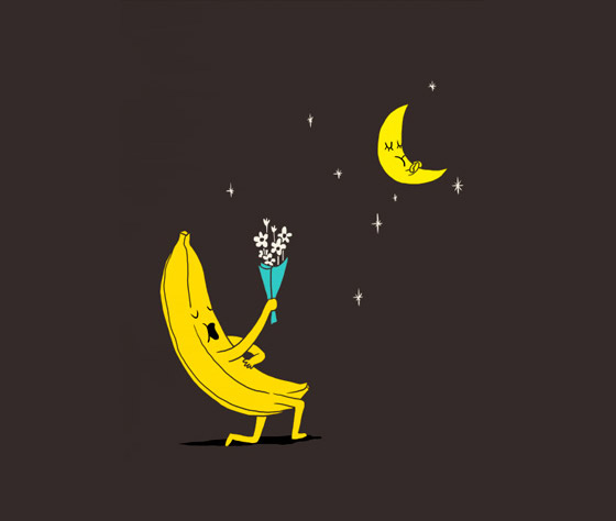 More Adorable Illustration from Heng Swee Lim's Doodling A Smile Series