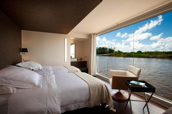 Luxury Cruises on the Legendary River Amazon
