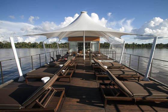 Luxury Cruises on the Legendary River Amazon