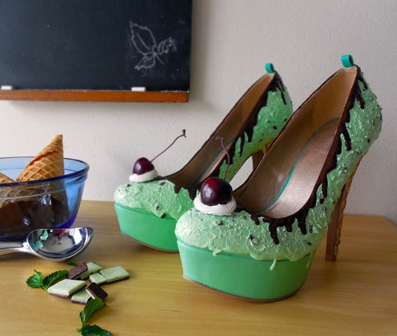 Shoe Bakery: the Sweetest Shoes on the World