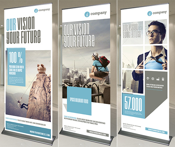 20 creative vertical banner design ideas design swan