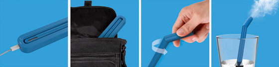 Straw Humidifier: Portable Personal Humidifier