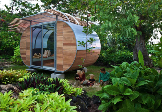 House Arc: Modular Portable Home