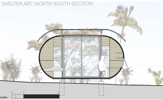 House Arc: Modular Portable Home