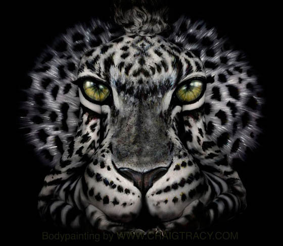 Animal Camouflage: Amazing Body Painting Art