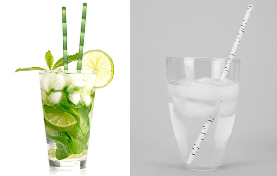 6 Cool and Creative Drinking Straws