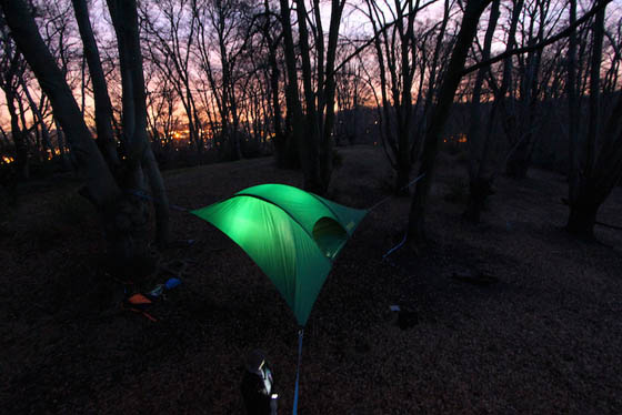Tentsile Tree Tents: a Treehouse you can Take With You