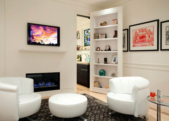 16 Cool and Fun Secret Room Ideas