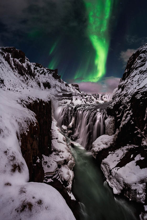 Iceland: Inspiring Wonders of the Land of Fire and Ice