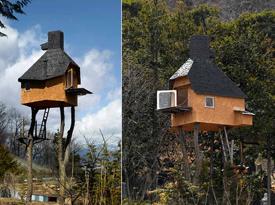 11 Amazing Treehouses around the World