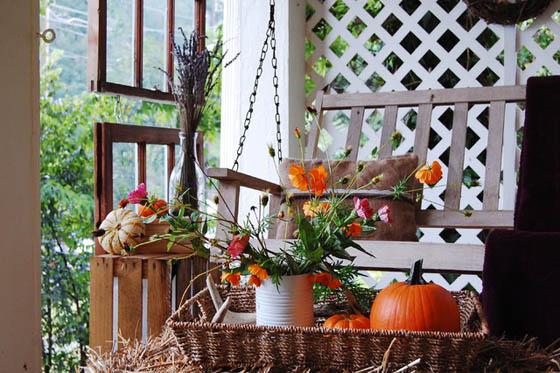 33 Beautiful Fall Decoration Ideas