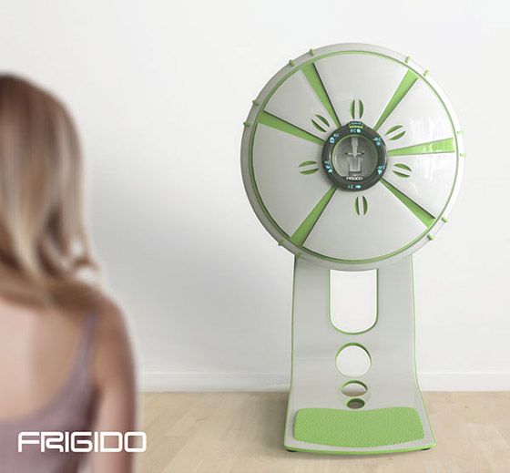 Frigido: Cardiovascular System Inspired Radical Refrigerator
