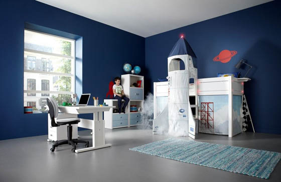 Lovely Children Bedroom Furniture From Lifetime