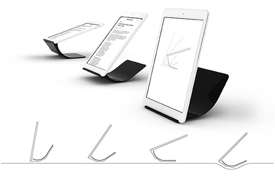 YOHANN: the Different Stand for iPad