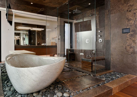 Remarkable Masculine MasterBath 560 x 399 · 69 kB · jpeg