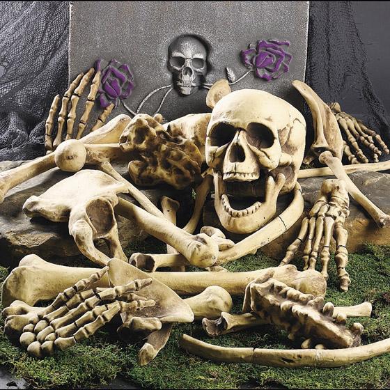 10 Cool Outdoor Halloween Decorations