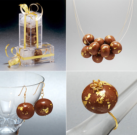 17 Delicious and Creative Chocolate Artwork