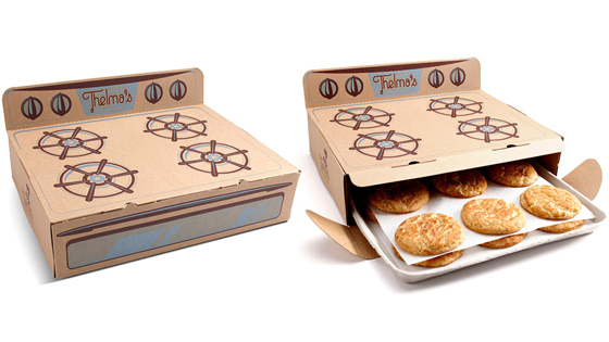 20 Appealing and Creative Cookie / Biscuit Packaging Designs