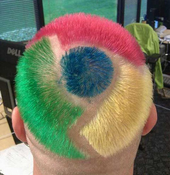 10 Craziest Hairstyle and Haircut Ideas