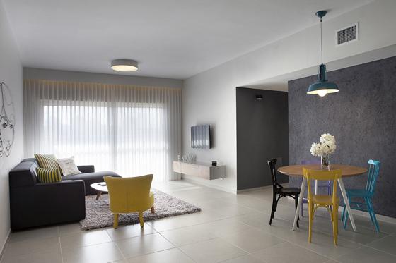 Minimalist And Modern Apartment Design In Israel Design Swan