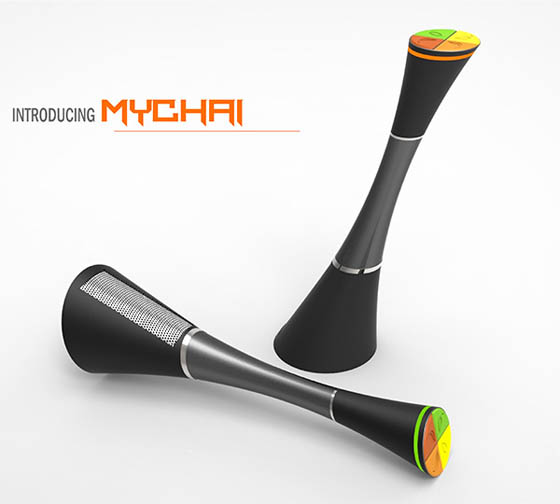 Mychai: a Personal and Portable Tea Maker