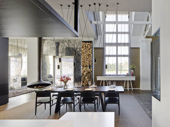 Contemporary and Spacious Loft in Germany