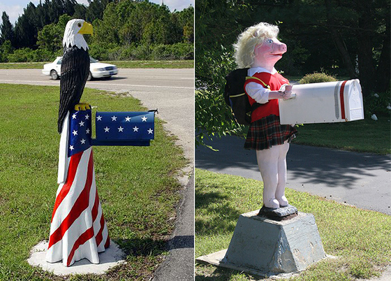 42 Cool and Unusual Mailbox Designs