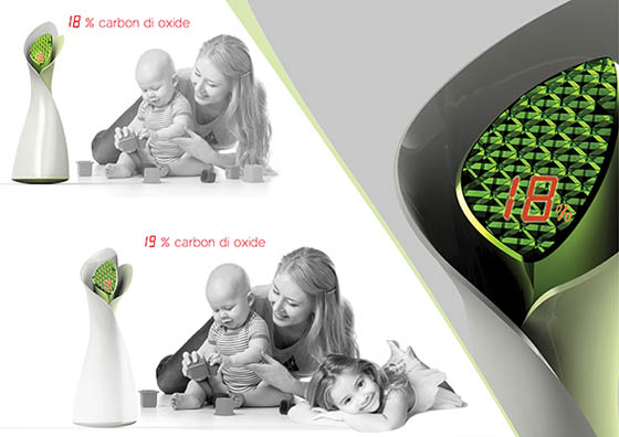 Osgène - Plant like Oxygen Appliance
