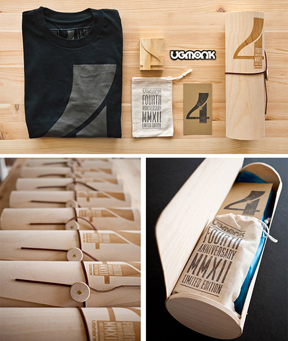 34 Cool And Creative T Shirt Packaging Designs Design Swan