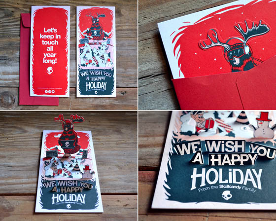 15 Creative and Playful Christmas Cards You Would Love to Receive