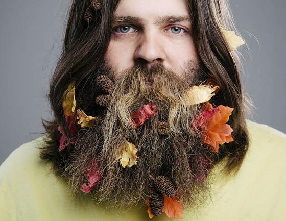 A Beard For All Seasons: 2015 Calendar Of Beards by Stephanie Jarstad