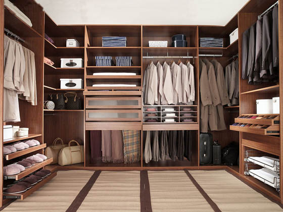 Perfect 25 Cool Walk In Closet Ideas For Men