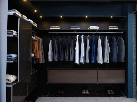 25 Cool Walk In Closet Ideas For Men Design Swan