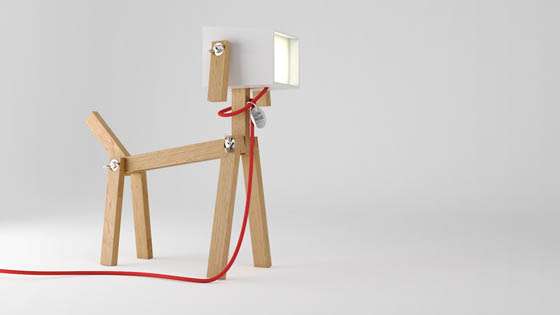 Luminose: Adorable Dog Lamp With Personality for Dog Lover