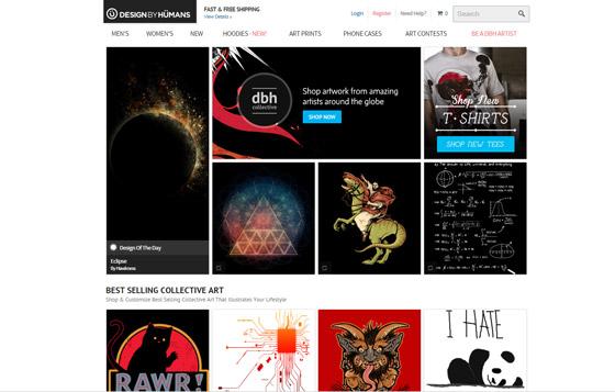 Top 5 T-Shirt Contest Sites