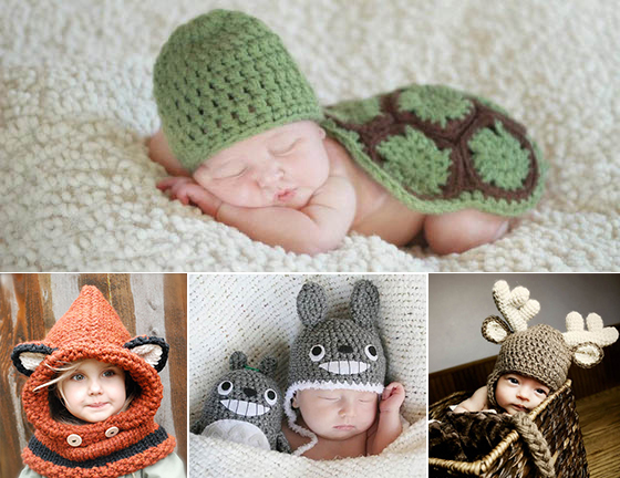 15 Cutest Winter Hats for Baby and Kids