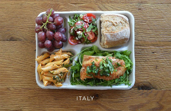 School Lunch Around the World