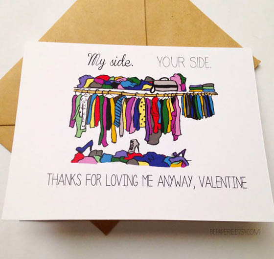 20 Funny Valentine's Day Cards For Unconventional Romantics