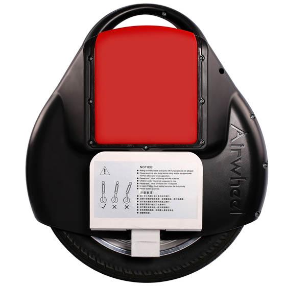 Airwheel: Self-balancing Unicycles Transportation Device