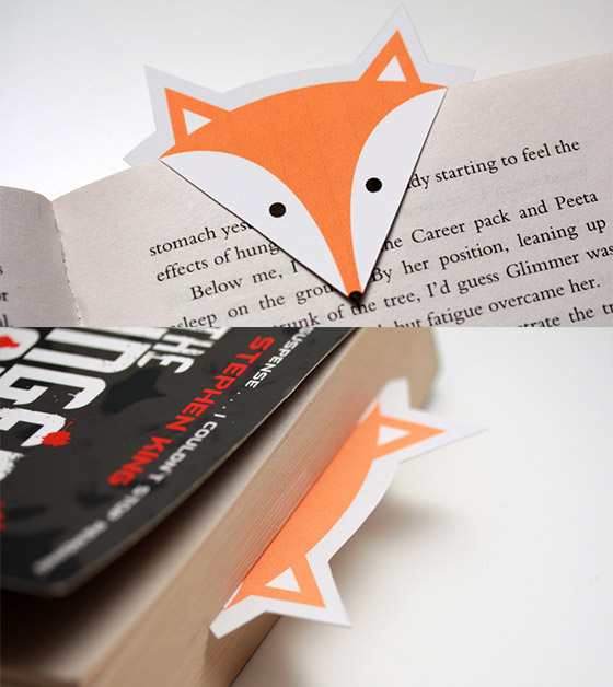 12 Creative and Cool Bookmarks