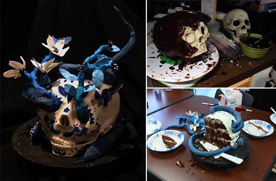 Amazing Cake Sculptures from Threadcakes Contest