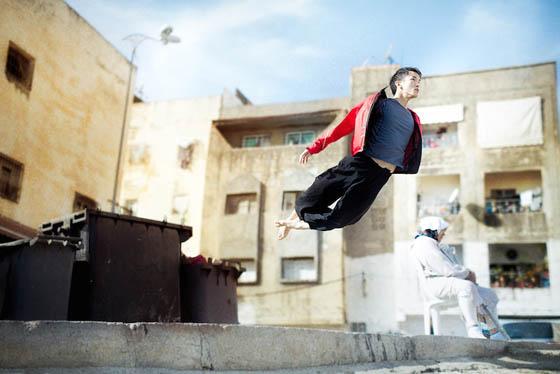Gravity-Defying Self-Portraits by Mickael Jou