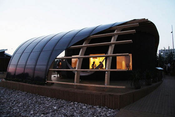 HALO: An Environmentally Friendly Solar House