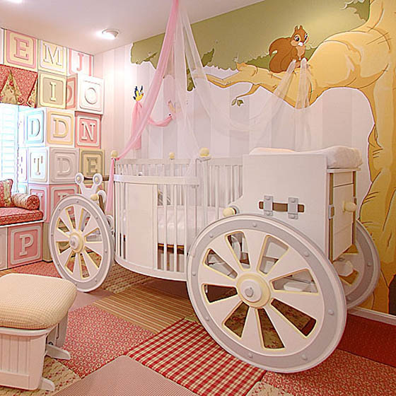 10 Cool and Functional Cribs for Your Baby | Design Swan